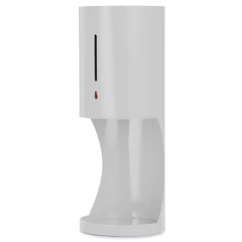 erogatore gel mani automatico da tavolo TICINO colore bianco