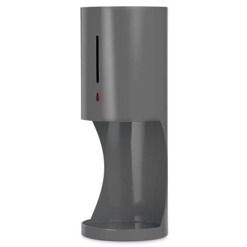 dispenser gel mani automatico da tavolo TICINO colore grigio
